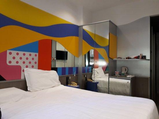 Hotel Mediolanum Milan: 20170601_173412_large.jpg