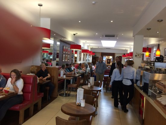 Forte's Cafe Restaurant: photo0.jpg