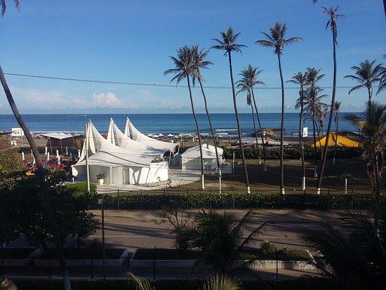 Hotel Caribe: Tercer piso frente al mar, habitación 336