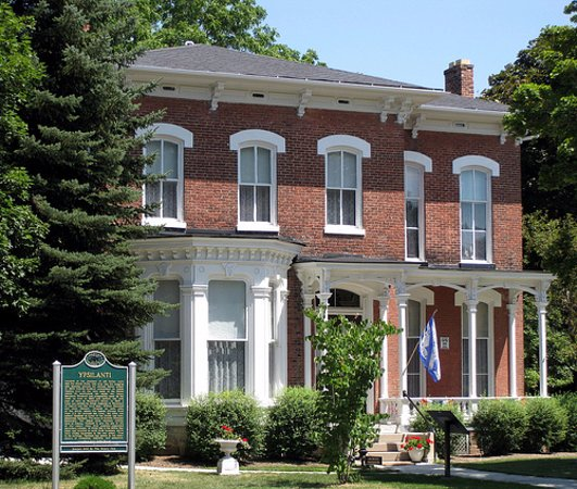 Ypsilanti Historical Society—Museum and Archives