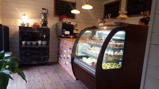 Hoor, Sweden: Lenas Café Old Fashion