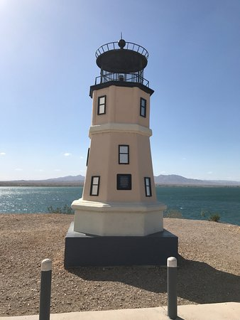 Lake Havasu City, AZ: lighthouse 2