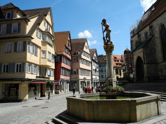 Historische Altstadt Tubingen