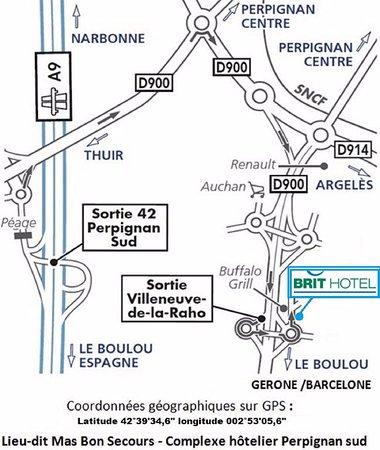 Hotel Perpignan Porte D Espagne