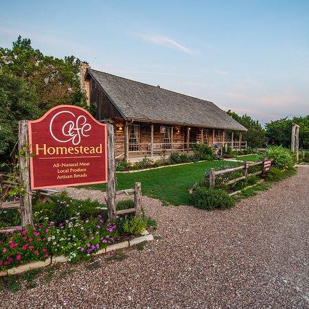 Cafe Homestead Waco Hours