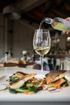 wine and dine!