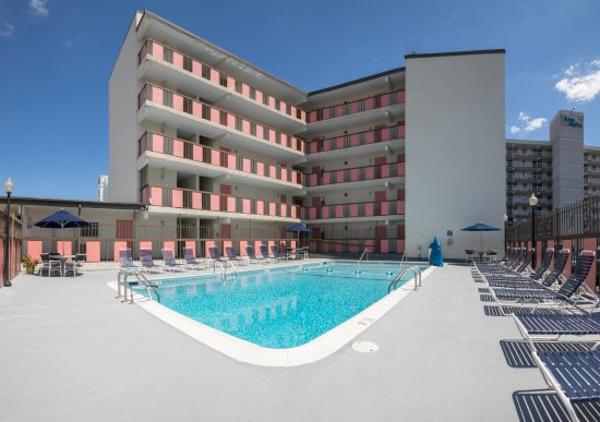 Hotels In Ocean City Md >> Flamingo Motel Ocean City Md Motel Yorumlari Ve Fiyat