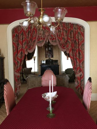 Central City, CO: Dining Room
