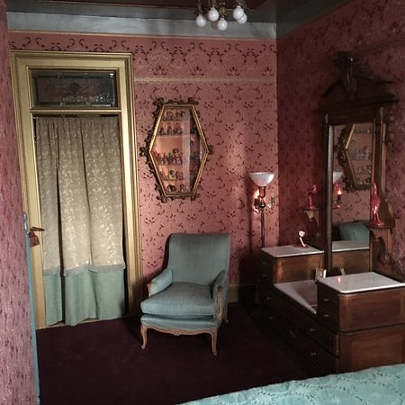 Central City, CO: Mae West Room