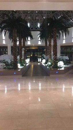Novotel Convention & Wellness Roissy CDG: Accueil de l'hôtel