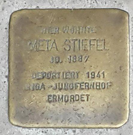 Stolpersteine in Ludwigsburg