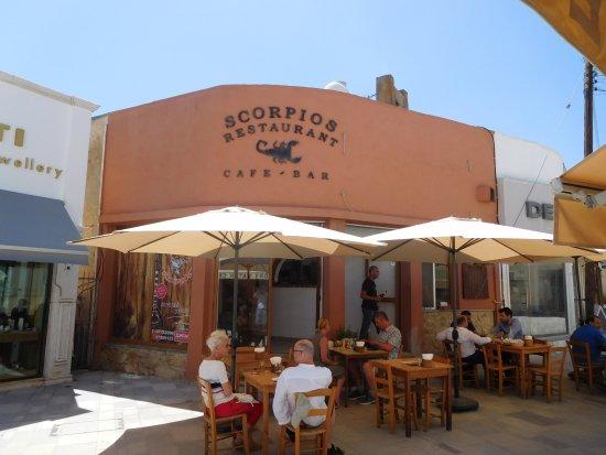 Scorpio's Tavern