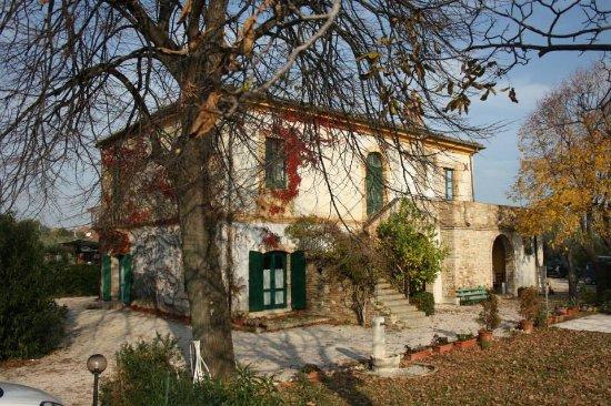 Ristorante villa clesia mosciano sant 39 angelo facciata for Europeo arredamenti mosciano sant angelo