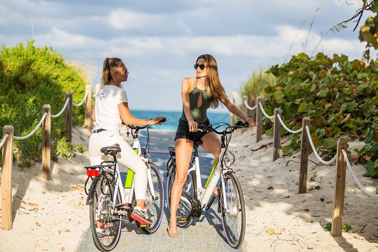 Stonefly Electric Bike Tours Miami At Its Best Picture Of