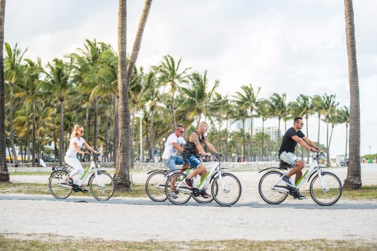 Stonefly E Bike Exclusive Electric Guided Beach Tours Available