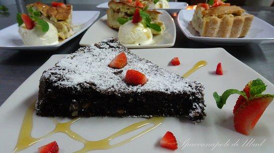 The Dessert's
