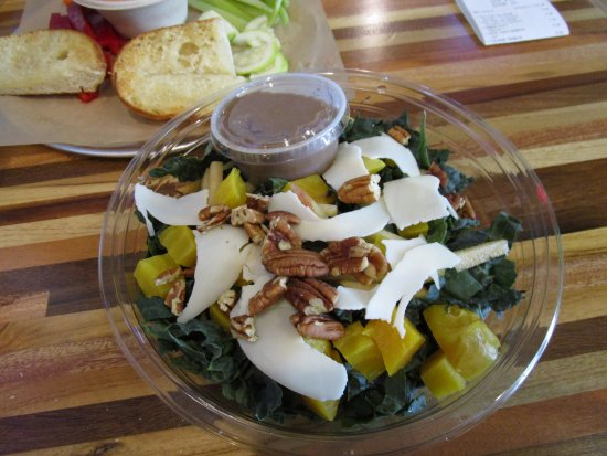 No Anchovies: Park Ave. Salad