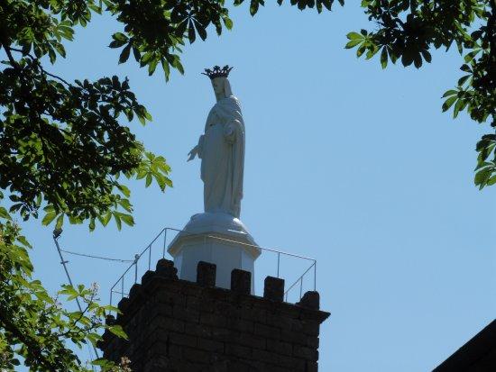 Saint-Romain-d'Ay, France: Notre Dame d'AY