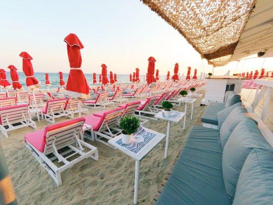 Epanomi, Greece: Melissa Seaside Bar