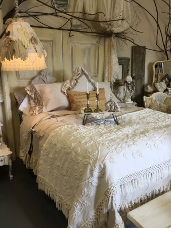 Dania Beach, FL: Romantic Homes Magazine shoot -all items featured are ours