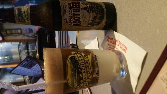 Appalachian Brewing Company : Menu