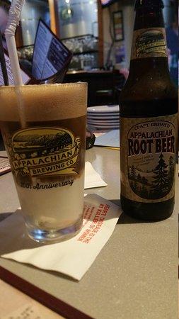 Appalachian Brewing Company: Menu