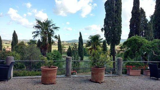 Villa il Poggio : View from Sunflower Apartment