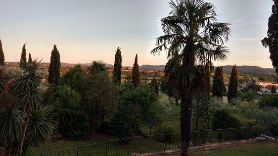 Villa il Poggio : Sunset