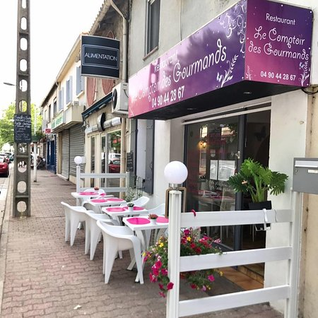 Le comptoir des gourmands port saint louis du rhone - Restaurant port saint louis du rhone ...