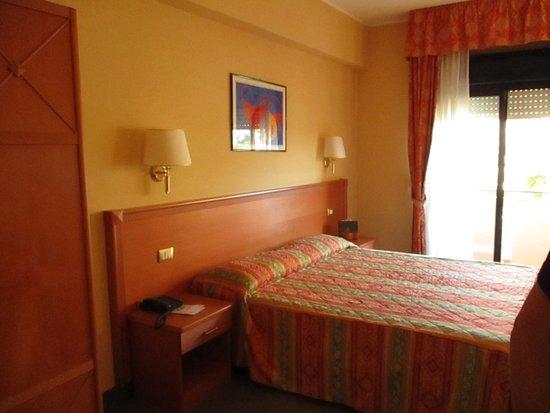 Florio Park Hotel : Ch 260 avec petit balcon.