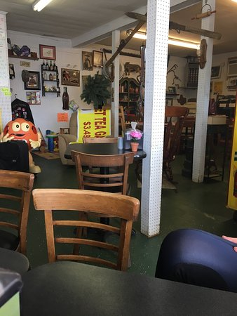 Lancaster, Carolina Selatan: Eclectic Inside