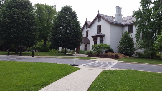 President Lincoln's Cottage: Cottage exterior