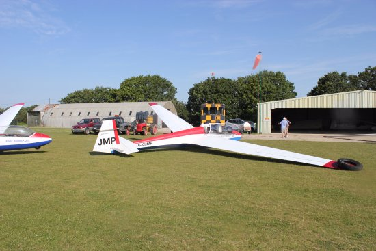 East Sus Gliding Club K13 Two Seat Training Gliders At Susses