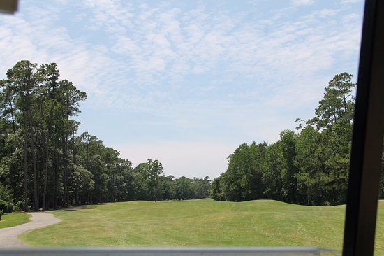Wachesaw Plantantion East Golf Club: parcours