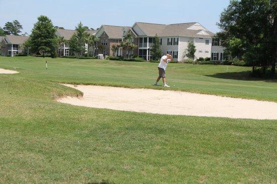 Wachesaw Plantantion East Golf Club: parcous