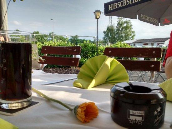 Kusterdingen, Tyskland: Terrasse