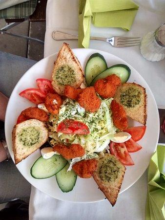 Kusterdingen, Germania: Lecker Salat