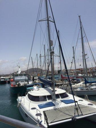Een hele fijne afsluiting van een weekje vakantie in Corralejo! - Bild von Ob...