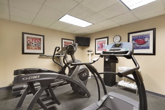 Country Inn & Suites by Radisson, Evansville, IN: Country Inn & Suites Evansville Fitness Room