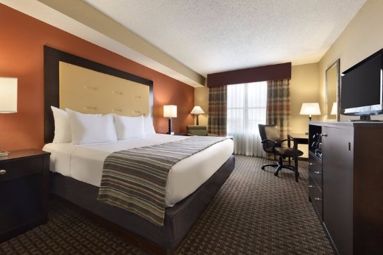 Country Inn & Suites by Radisson, Evansville, IN: Country Inn & Suites Evansville King Guest Room