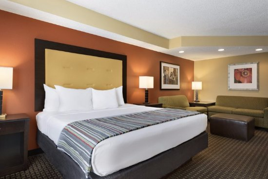 Country Inn & Suites by Radisson, Evansville, IN: Country Inn & Suites Evansville King Studio Suite