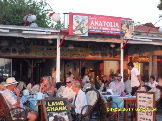New Anatolian Grill Steak House : best anatolian ottoman dishes