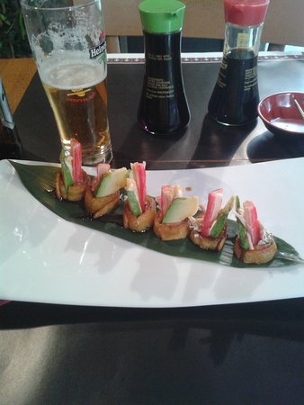 banana rolls banane avocat surimi photo de sushi 39 kito nantes tripadvisor. Black Bedroom Furniture Sets. Home Design Ideas