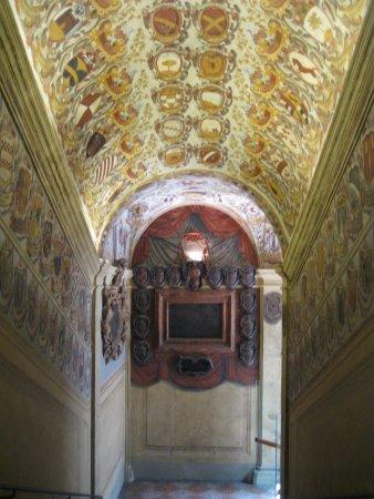 Université de Padoue : Internal staircase