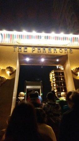 Nile Pharaohs Cruising Restaurant: Entrada