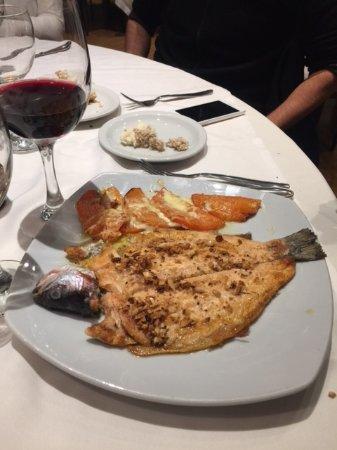Montecatini Ristorante: Trucha Salmonada Grillé