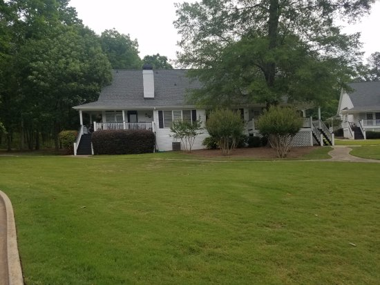 Greensboro, Georgien: A house on the Fairway