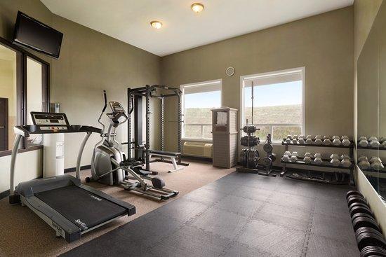 Innisfail, Canada: Fitness Facility