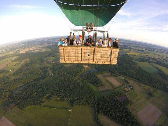 Chaumont-sur-Loire, Γαλλία: Le plus haut 650 mètres