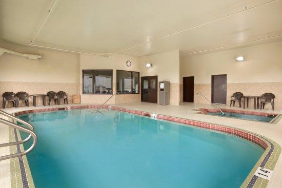 Innisfail, Canada: Indoor Pool